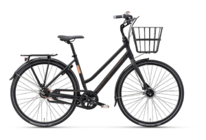 Batavus Harlem Limited 7 gear - 2019 - Damemodel - Sort