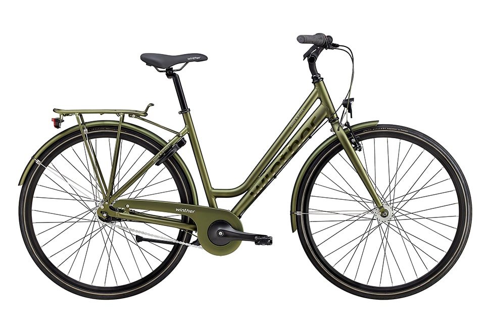 Green Winther 1 7 gear - 2020