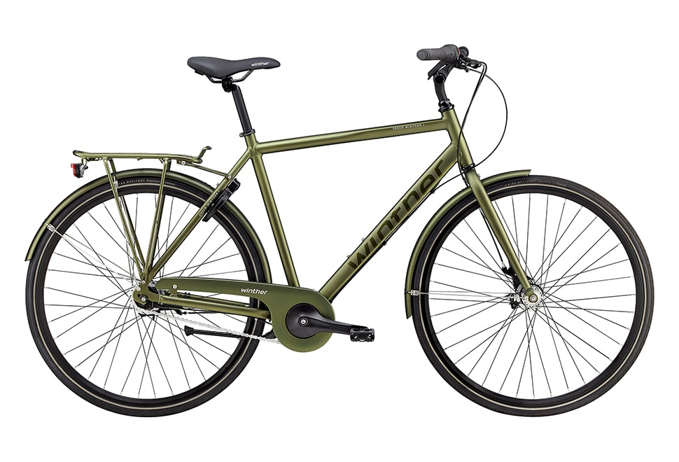 Green Winther 3 7 gear - 2020