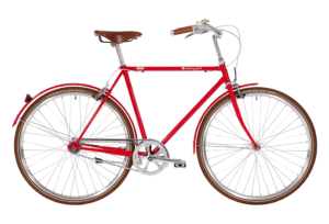 Bike by Gubi Herre Auto 2g Rød/Red Nelson